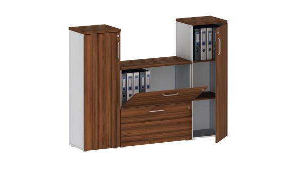 کتابخانه مدیریتی CR813-W