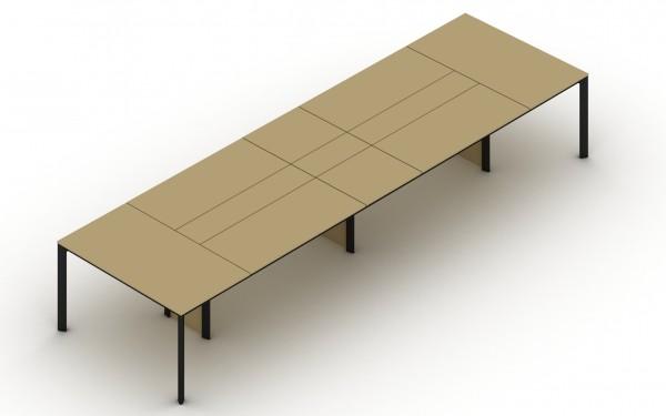 میز کنفرانس قابل توسعه CE65