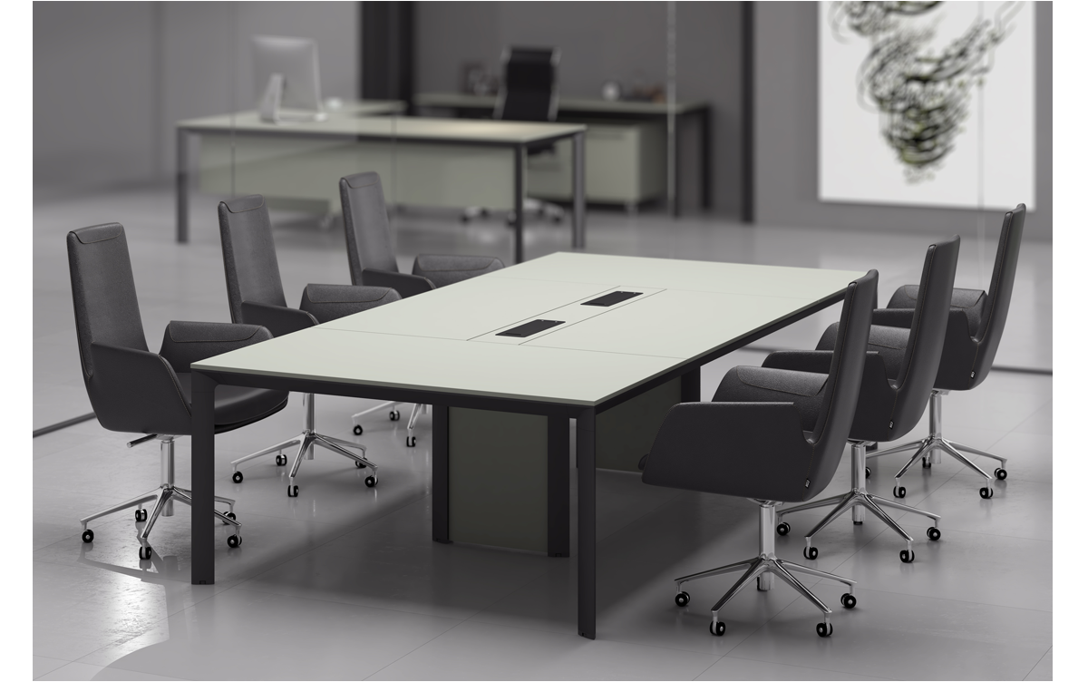 میز کنفرانس قابل توسعه