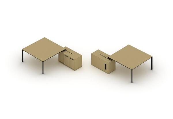 میز مدیریت MA88-3