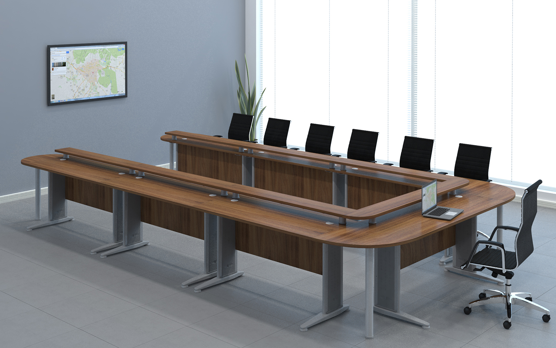میز کنفرانس مدولار