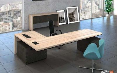 میز مدیریت - میز اداری