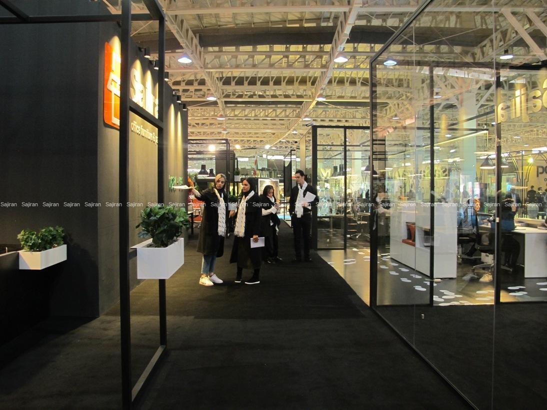هشتمین نمایشگاه مبلمان اداری 2019