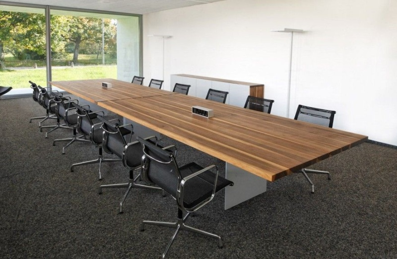 انتخاب میز اتاق کنفرانس