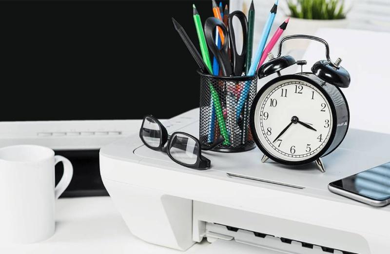 راهنمای تهیه وسایل برای دفتر کار خانگی