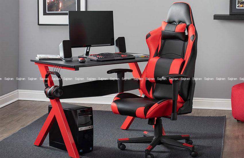 صندلی فلزی برای افراد چاق